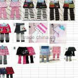 Many designs you can choose,Baby split skirt,fashion split skirts,fashion big skirt, baby pant,