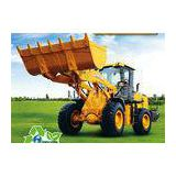 3000kg Rated Load Front End Wheel Loaders 1.8 m3 Bucket Capacity Operating Weight 10600kg