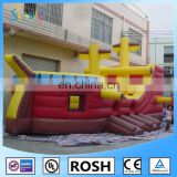 SUNWAY pirate ship tarpaulin for slide giant , inflatable slide , toys inflatable from China manufacturer