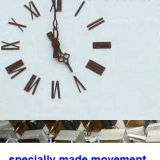 building clock and movement