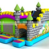 2013 popular inflatable toy, inflatable bouncer slide NC032