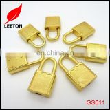 INQUIRY ABOUT Gold jewelry box padlock
