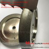 CBN Grinding Wheels For Band Saw Blades Alisa@moresuperhard.com