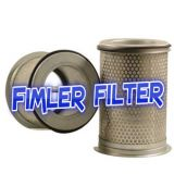 Alup filters 10000104, 10000334, 17200109, 17200110, 17200201, 17201017, 17203292, 17203382, 17203391