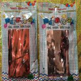 silver foil door curtain 1m*2m birthday party decoration wedding stage stock fast delivery