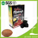 enjoy luxury mazaya lemon charcoal for hookah