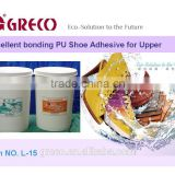 Excellent bonding PU Shoe Adhesive for Upper