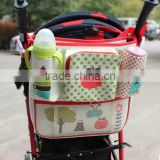 Lovely Cute Design Baby Stroller Organizer Bag Baby Bag