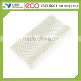 Hot selling 100% natural latex pillow, latex pillow manufacturer,latex pillow factory