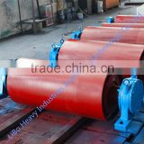 Idler Pulley Flat Belt Conveyor Drive Pulley