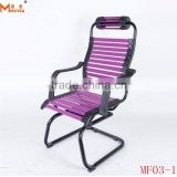 Heavy duty 200kg bright color economic office chair
