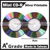 A+ Mini CD-R, 8cm CD 200MB, light portable. blank cd in bulk