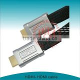 V1.3 metal Flat HDMI cable