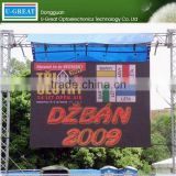 Latest products in market indoor advertising magnetic floating rental full color led display