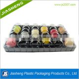 Customized Clear Plastic Macaron Packaging Box Wholesale,Plastic macarons cake Packaging