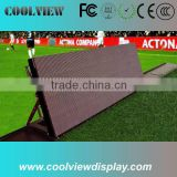 P10 full color outdoor large stadium led display screen                                                                         Quality Choice