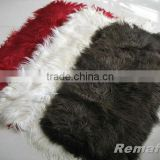 Long Hair Goat Fur Skins For Carpet