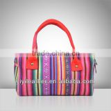V635-bag fashion lady 2014, colorful bag fashion lady 2014,canvas colorful bag fashion lady 2014