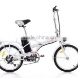 DOMLIN factory supply chinese electric bike 20 inch portable folding electric bike