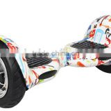 10 Inches Various Color Self Balancing Wheel Vehicle Two Wheel Colorful Scooter Smart Electric Drifting