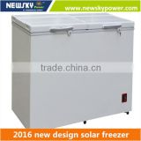303L DC home fridge solar refrigerator freezer 12 volt