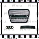 For AUDI A6 C6 Front Grille 04-08 Car Body Kits