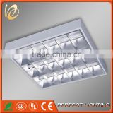 China factory hot sale 600*600mm led panel grille light led grid light ceiling led grille light fixture