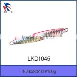 worm molds lead fishing lure