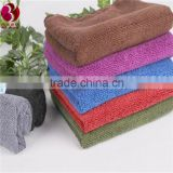 plain soft 100%bamboo cotton dobby strips bath towel