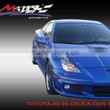 TOYOTA-00-04-CELICA-Style A-Bonnet scoop