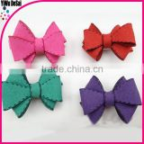 Gils lovely Christmas bowknot hairpin