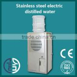 Air-cooled 7L/H distilled water machine price cheap industrial distilled water equipment for distilled water