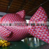 giant inflatable fish