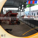 Electrical controlling cassava chips machine for big farm,china supply cassava chipper MSU-PC
