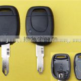 RENAULT clio car key for 1 button remote key fob case shell cover without battery holder