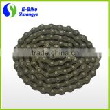 China wholesale electric bike or motorcycle rust resistant chain
