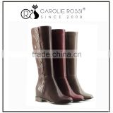 Zip wedge knee boots women aliexpress china shoes suppliers
