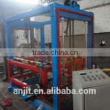 Anti-fore lightweight concrete block machine