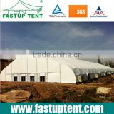 High Quality Curve Tent with air condition for living