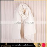 Factory price spring yak wool scarf with pendant