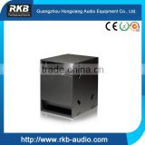 Ai118 18 inch subwoofer speaker box / active subwoofer                                                                         Quality Choice