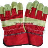 High quality Pig leather labour protection glove
