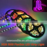 12V/24V 5050 RGB/RGBW led strip light IP67 IP65