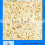 frozen fresh shredded squid