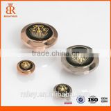 2015 New design decorative buttons coat toggle buttons