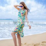 Sexy Women Chiffon Bikini Beach Swimwear Sarong Wrap Cover Dress Scarf Pareo