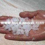 Sodium Chloride 98-99% NaCl for melting snow ready to USA with low moisture in bulk - SGS analysis