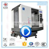 CNC machining center manufacturer high quality used cnc turning center vmc 850
