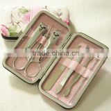 7 pcs manicure set manicure set for girls cheap manicure set for promotion