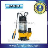 Baqiu Stainless Steel With Cutter Electric Submersible Water pump                                                                         Quality Choice